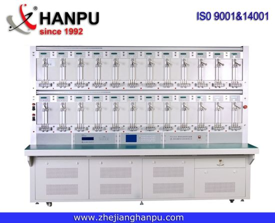 Single Phase Kwh/Energy Meter Test Bench