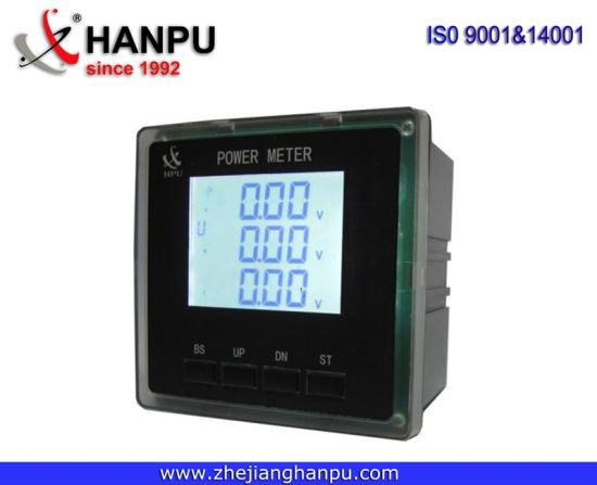 Three Phase Multi-Function Smart Power Meter (PD6814Z-2SY)
