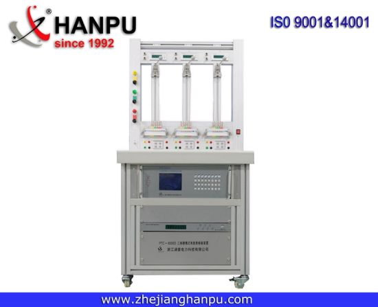 Three Phase Protable Energy Meter Test Bench (PTC-8300D)