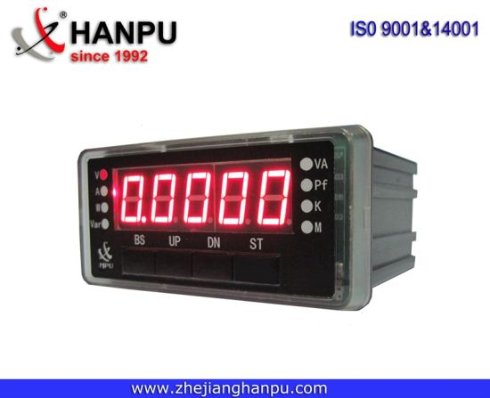 Three Phase Multi-Function Electric/ Energy/Smart Power Meter (PD6814z Series)