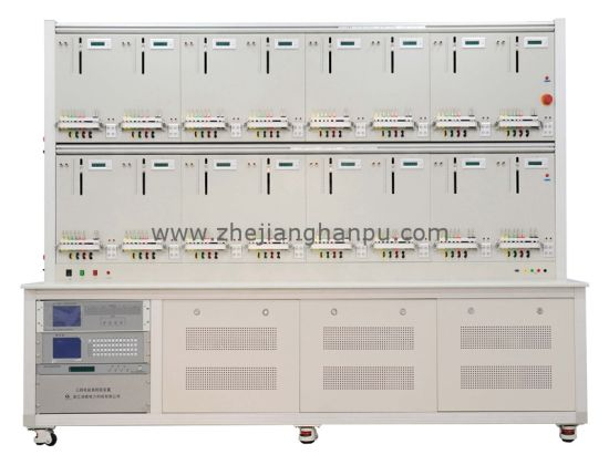 Three Phase Close-Link Energy Meter Test Bench with Isolated CT (overall type) (PTC-8320E)